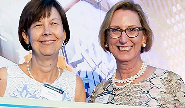 JUST IN: American Airlines Exec Bev Goulet's Recent Retirement Resulted In A $50K Grant For Dallas Women's Foundation