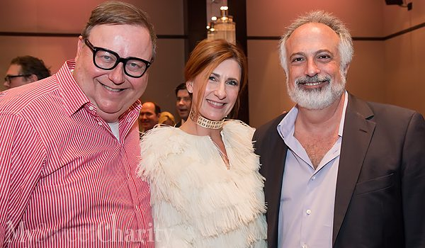 Arty Event At The Joule Raises Cattle Baron's Funds
