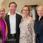 Dallas Women's Foundation Celebrates The Launch Of Unlocking Leadership Campaign's Leadership Key Club On Kleinert's Terrace