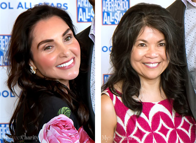 JUST IN: Brunettes Roz Colombo And Nancy Gopez To Co-Chair 2018 St. Valentine's Day Fashion Show And Luncheon