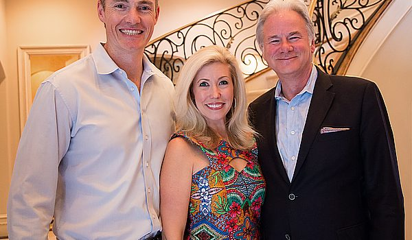 "Calvert Collins-Bratton And Vince Bratton Announced Plans For Children At Risk North Texas Chapter's ""A Night In Barcelona"" Fundraiser"