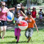 The Sounds Of Campers' Laughter And Cheers Filled Callier Center's Cochlear Implant Summer Listening Camp In July