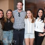 DFW Restaurant Week's Food And Wine Night Celebrated The Kick Off Of the 20th Annual Fundraiser With Cadillacs, Grazing And Sunshine