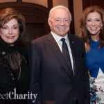 MySweetCharity Photo Gallery Alert: 2017 Crystal Charity Ball's Fashion Show Platinum Circle Dinner