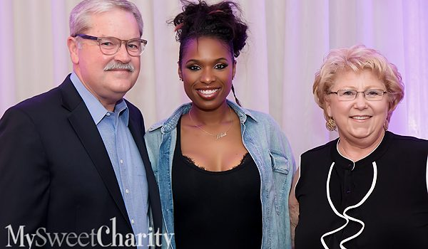 A Night To Remember's Meet And Greet With Jennifer Hudson At The Winspear Was A Warm Get Together For CitySquare