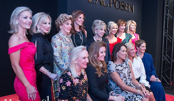MySweetCharity Photo Gallery Alert: 2017 Crystal Charity Ball Fashion Show and Luncheon