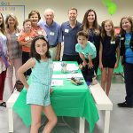 Community Partners Of Dallas' Change Is Good Kick-Off Was A Family Affair With T-Shirt Designing, Green Balloons And Coins Galore