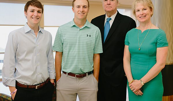 JUST IN: Jordan Spieth Gifts Children's Pauline Allen Gill Center For Cancer And Blood Disorders Due To Friends Battling Cancer