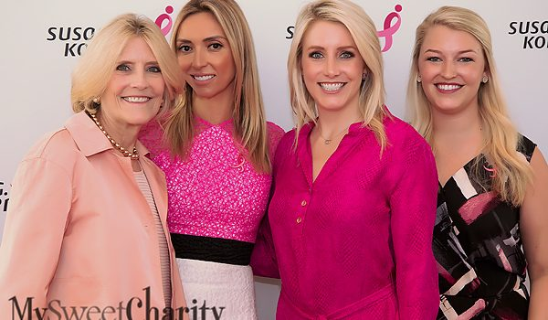 Susan G. Komen's 35th Anniversary Luncheon Celebrated The Lives Saved Thanks To A Deathbed Promise