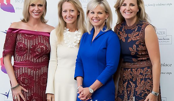 Texas Trailblazer Keynote Speaker Gretchen Carlson Connects The Dots Between Domestic Violence And Sexual Harassment In The Workplace