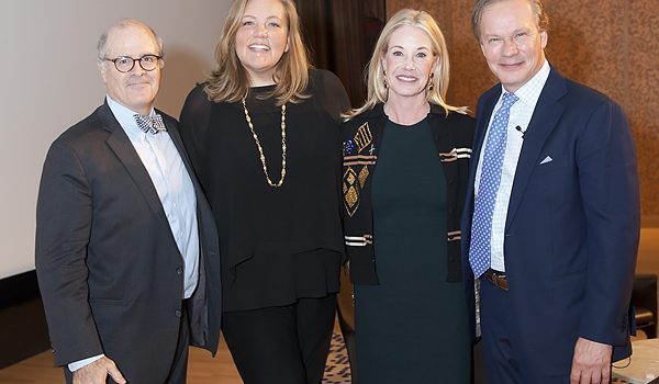 Dallas Museum Of Art's Decorative Arts Symposium Featured Three Renowned Experts On Furnishings, Gardening And Palettes