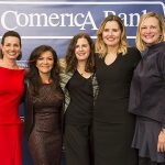 Actress/Advocate Geena Davis Was Part Of The Top-Tier Panel For The Dallas-Fort Worth Comerica Bank Women's Business Symposium