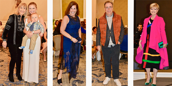 """Korshak And KidBiz Showcased """"Fashion Notes"""" For The Dallas Symphony Orchestra League In The Venetian Room"""