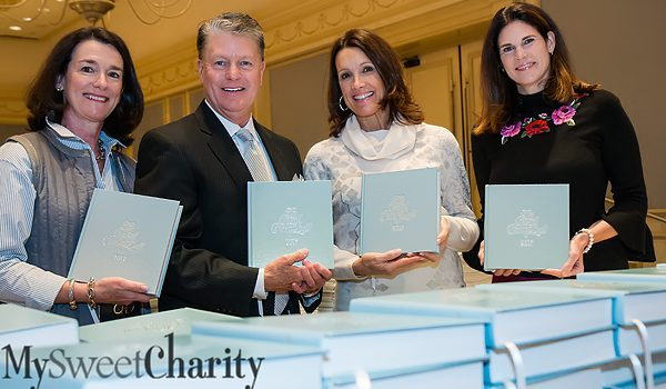 "JUST IN: 2017 Crystal Charity Ball's 452-Page ""Children's Book"" Is Unveiled Today Thanks To Wells Fargo Private Bank"