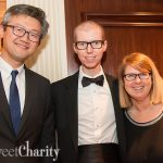 The Scripps Society Celebrated The Moody Foundation's Announcement Of A $12M Gift To CRI With Dinner And A Very Special Singer