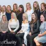 Cattle Baron's Ball Newbies Debuted With Cowgirl Chapeaus And Smiles