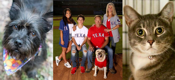 Animal-Loving Karen And Jeff Banister Step Up To The Plate As Honorary Co-Chairs For Operation Kindness' 25th Annual Canines, Cats And Cabernet