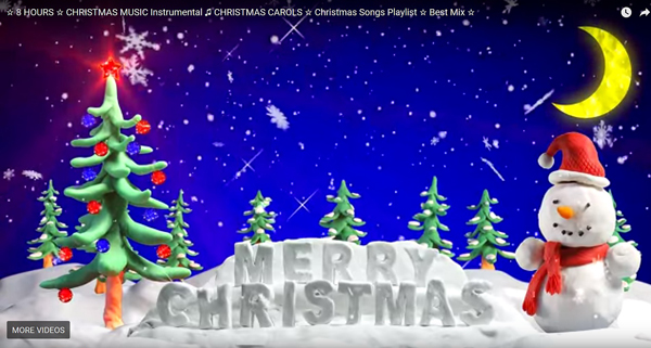 MySweetMusic For Christmas 2017 – Part 2