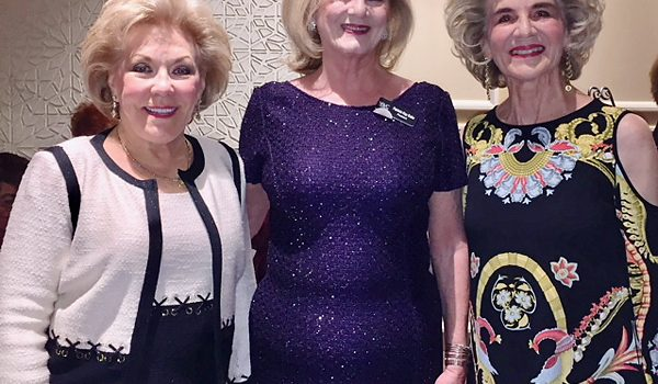 Legendary B.J. Thomas Took The Stage For Northwood Woman's Club's Annual Kaleidoscope Fundraiser At Intercontinental Hotel