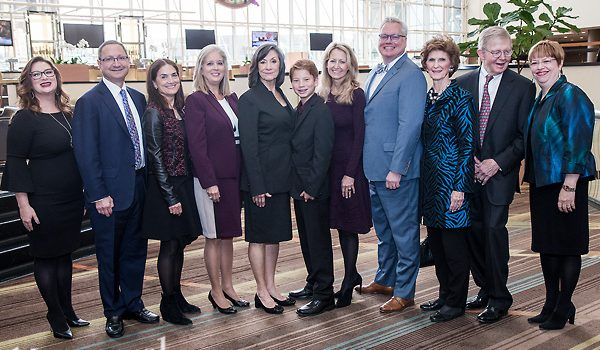 32nd Annual National Philanthropy Day Awards Luncheon Carried On Despite Coinciding With Veterans Day Parade And A Couple Of Hiccups