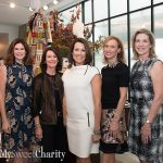 As 2017 Gala Nears, Crystal Charity Ball Committee Honors Its Top Producers With Charms And Fashions At Forty Five Ten