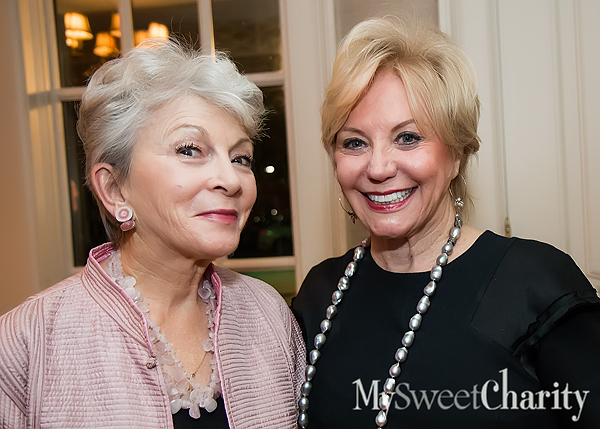 Top-Tier Types Celebrated First Lady Of Dallas ... Nelda Cain