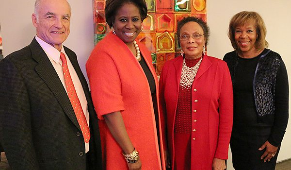 """Dallas Black Dance Theatre's """"Farewell Founder's Luncheon"""" Honorees And Supporters Celebrated Overlooking Downtown Dallas"""