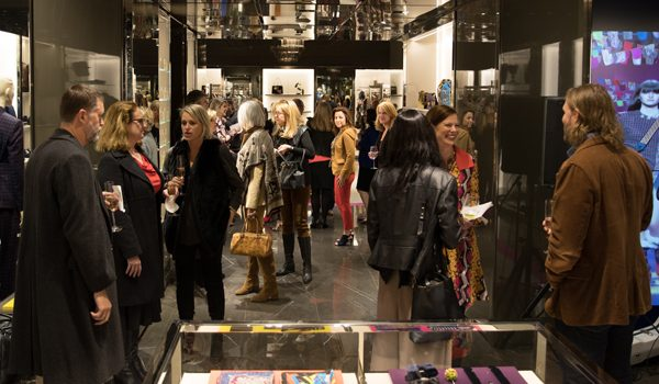 An Event At Highland Park Village's Etro Dallas Raises Money And Mental Health Awareness For The Center For BrainHealth