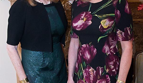"""Art In Bloom 2018 Chair Dyann Skelton Officially Kicked Off """"Power Of Flowers"""" Revealing Generous Keynote Speaker Michael De Feo"""