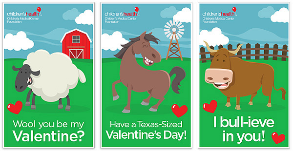 Be The Special Valentine For A Child In Need Of Encouragement