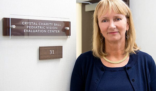 JUST IN: National Eye Institute Awards $2.7M+ For The Retina Foundation Of The Southwest's Eileen Birch's Work In Amblyopia