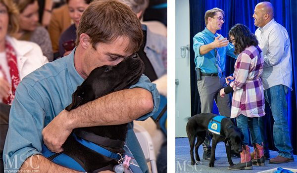 MySweetCharity Photo Gallery Alert: Canine Companions For Independence Matriculation And Graduation Ceremony