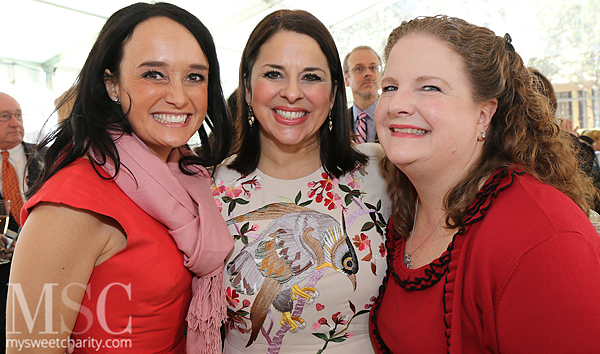 IMG_6920 Joanna Clarke, Melissa Sherrill and Paige McDaniel