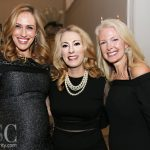 'Visionary Women' Gather At The Kirbys' Strait Lane Manse To Kick Off Juliette Fowler Communities' 6th Annual Fundraising Luncheon