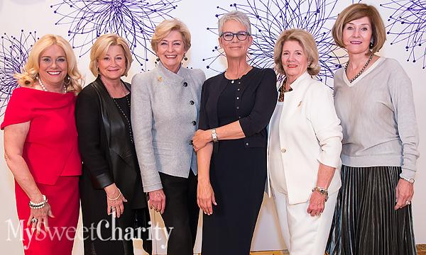 IMG_8114 Ann Dyer, Gayle Stoffel, Nancy Carter, Jamie, Emilynn Wilson and Vicky Lattner