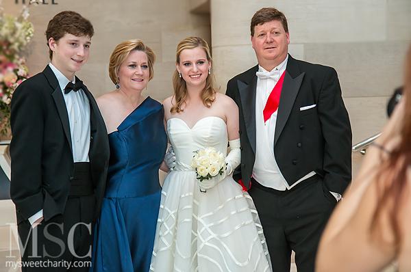 IMG_8170 Barron Fletcher IV, Rebecca Fletcher, Claire Fletcher and Barron Fletcher III