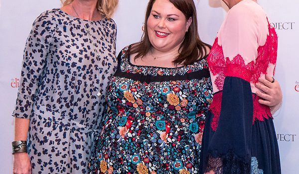 """""""This Is Us"""" Chrissy Metz Brought Home The Realities Of Fame, Body Awareness And Her Own """"Life Lessons"""" For The Elisa Project Fundraiser"""