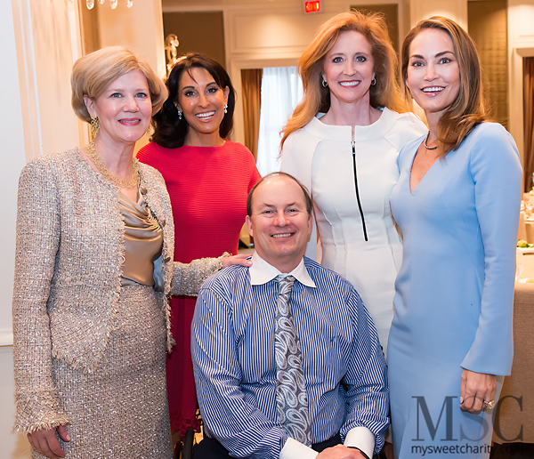 MySweetCharity Photo Gallery Alert: Juanita And Henry S. Miller Jr. Founders Award Luncheon