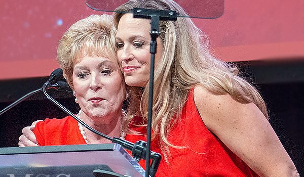 Go Red For Women Luncheon Sounded The Drumbeat To Know The Symptoms Of Heart Disease In Women And The Need For More Research