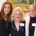 Kappa Kappa Gamma's 2017 Tablescapes Co-Chairs Beth Dike And Mary Hubbard Presented A Record-Breaking $240,000 To Area Nonprofits