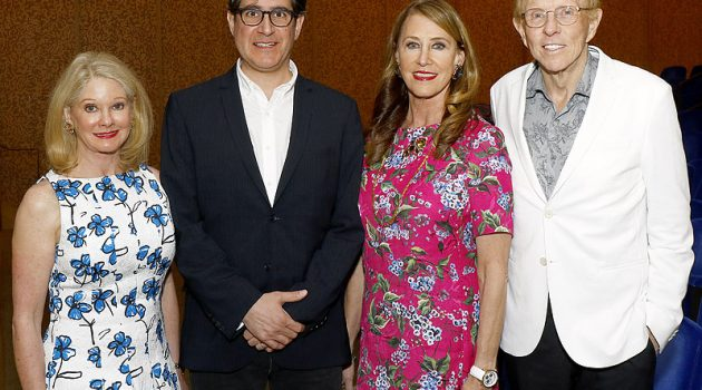 "Dallas Museum Of Art League's Art In Bloom Guests Enjoyed A Feast For The Eyes, Ears And Tastebuds With Michael ""The Flower Guy"" De Feo Leading The Way"