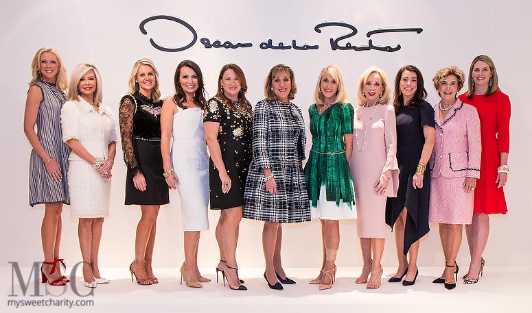 Amy Hegi, Lisa Cooley, Cate Ford, Kimberly Whitman, Jennifer Dix, Robyn Conlon, Norma Hunt, Anita Arnold, Cara French, Delilah Boyd and Piper Wyatt