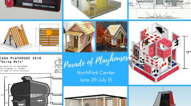MySweetCharity Summer Pitch: Dallas CASA's Parade Of Playhouses