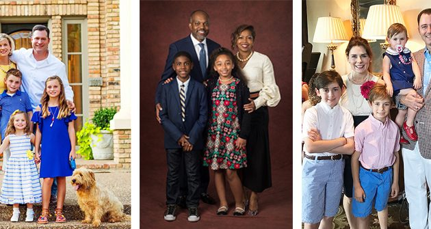 JUST IN: Change Is Good Tri-Chair Families Announced For Community Partners Of Dallas Fundraiser