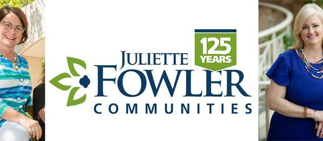 JUST IN: Nicole Gann Succeeds Sabrina Porter As President/CEO Of Juliette Fowler Communities
