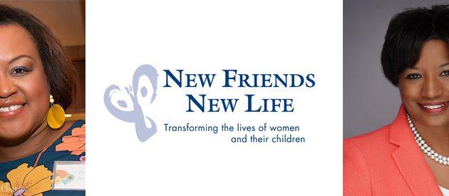 Genesis Women's Shelter's Bianca Jackson Named New Friends New Life's Chief Development Officer