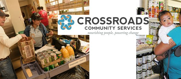 North Texas Giving Day Booster: Crossroads Community Services