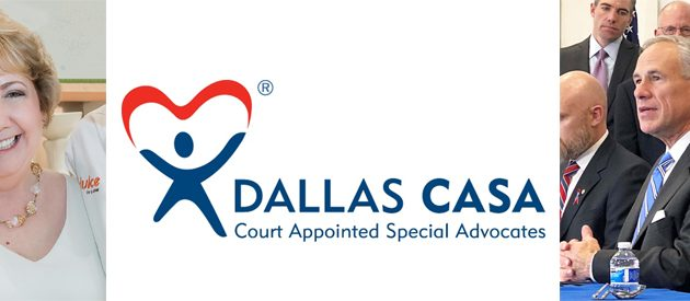 Thanks To Support From Governor's Office And Good Pitch Local, Dallas CASA Ramps Up Its Helping Young Victims Of Sex Trafficking