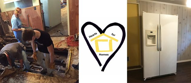 North Texas Giving Day Booster: Hearts For Homes
