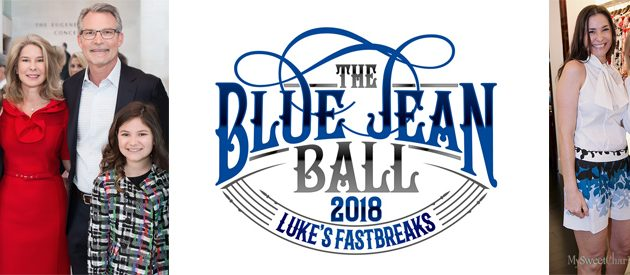 With Clay Walker And Barbecue, The Blue Jean Ball Will Provide Patients With Luke's FastBreaks